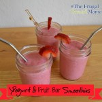 Yogurt & Fruit Bar Smoothie Recipes