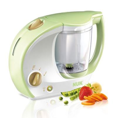 Making Homemade Baby Food with the Freshfoods™ Cook-n-Blend Baby Food Maker