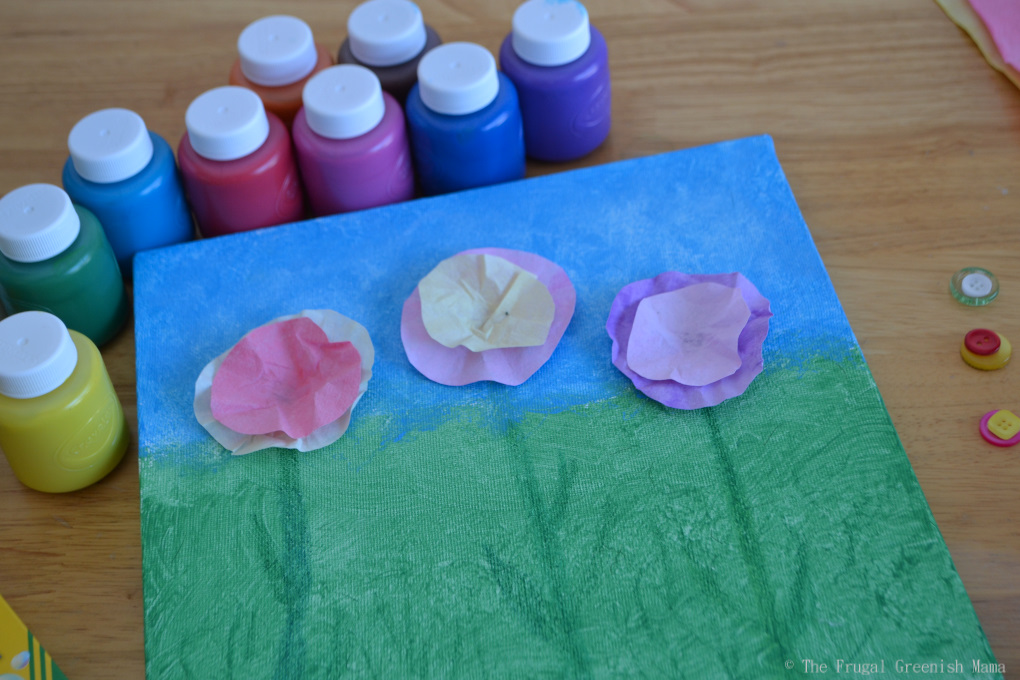 crayola #colorfulcreations #shop flowers (2 of 2)