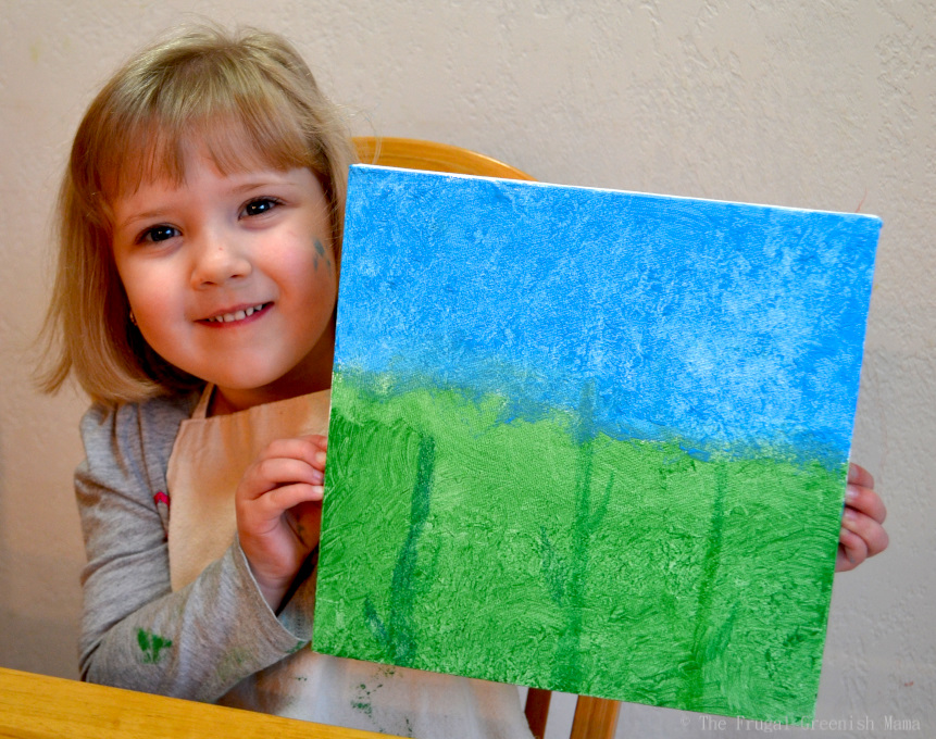 crayola #colorfulcreations #shop painting (1 of 1)