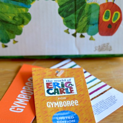 The World of Eric Carle at Gymboree