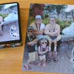 Preserve Memories with a Photo Puzzle