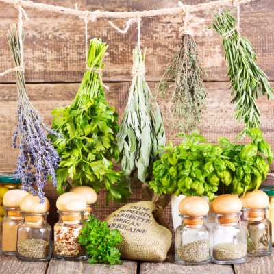 10 Ideas for an DIY Herb Garden