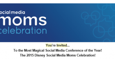 The Surprise Invitation to Disney Social Media Moms Celebration