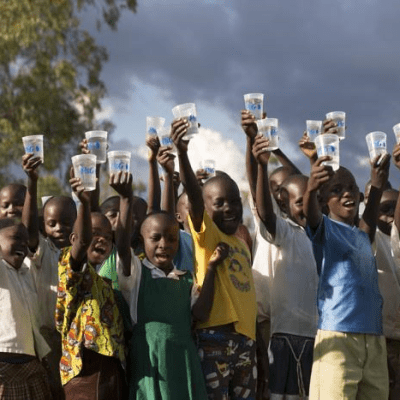Teach Kids the Power of Clean Water & Giving Back {Plus Giveaway}