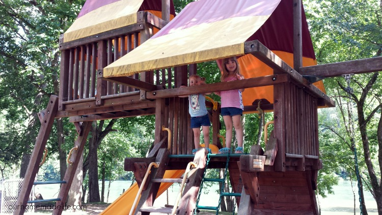 Branson - Pointe Royale Playground