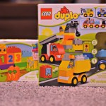 Using LEGO® DUPLO®for Open-Ended Play