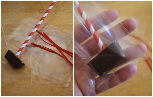 dairy-free-hot-chocolate-on-a-stick-being-wrapped