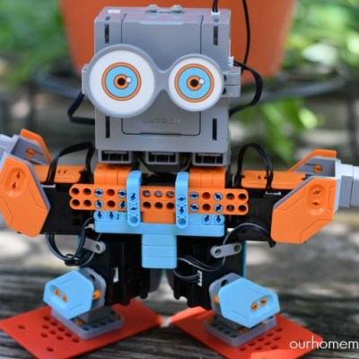 Turn Fun into Learning with a STEM Jimu Robot
