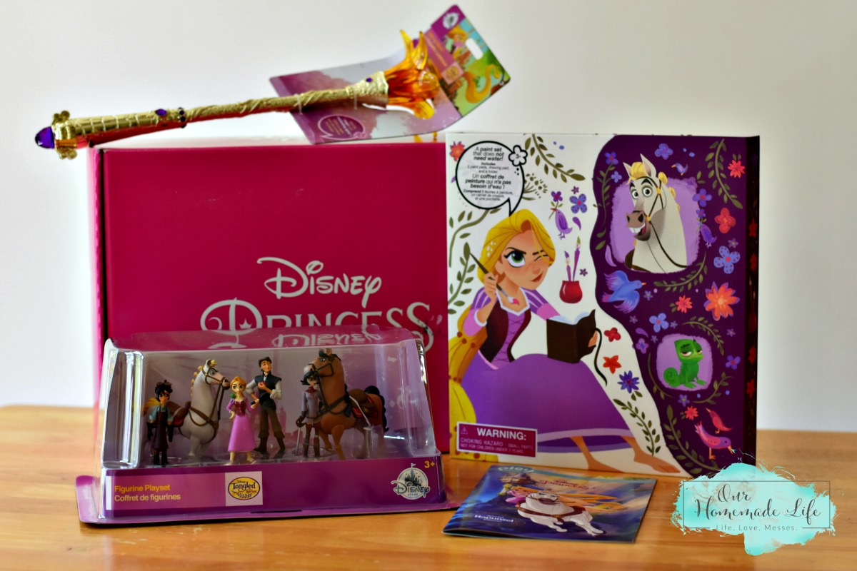 Princess Pley Box Rapunzel