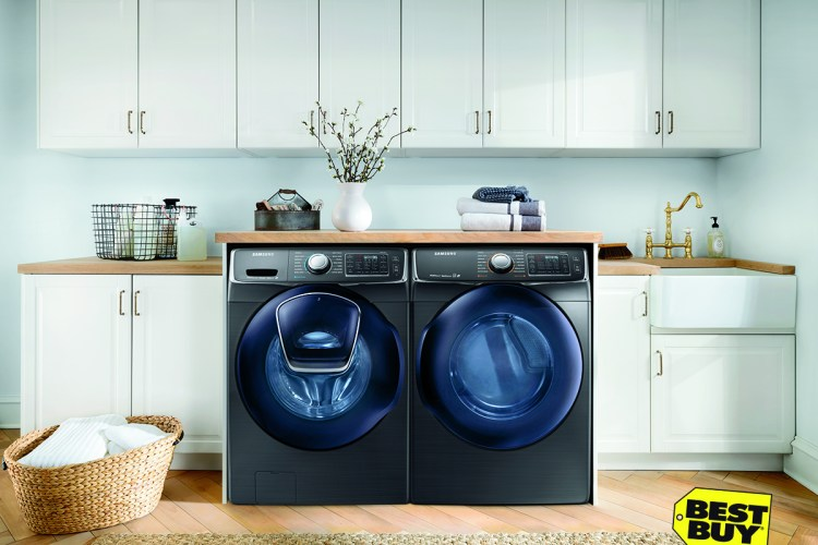 Save Money with Energy Star Certified Laundry Appliances at Best Buy