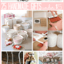 25 Handmade Gifts Under 5 Our Home Sweet Home