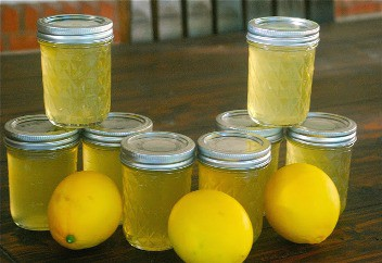 how to make lemon jam at home