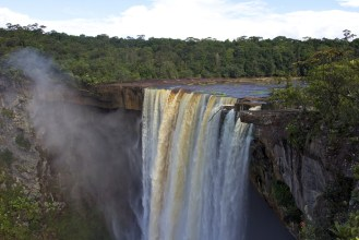 kaieteur falls guyana honeymoon destinations