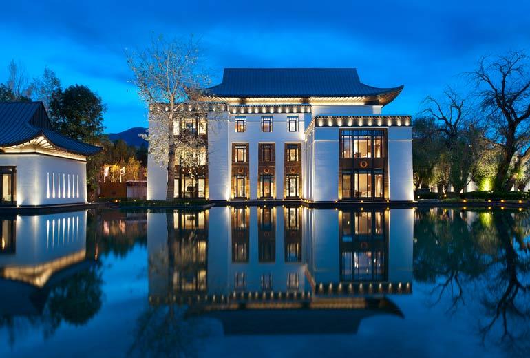 Exterior Villa at The St Regis Lhasa Resort