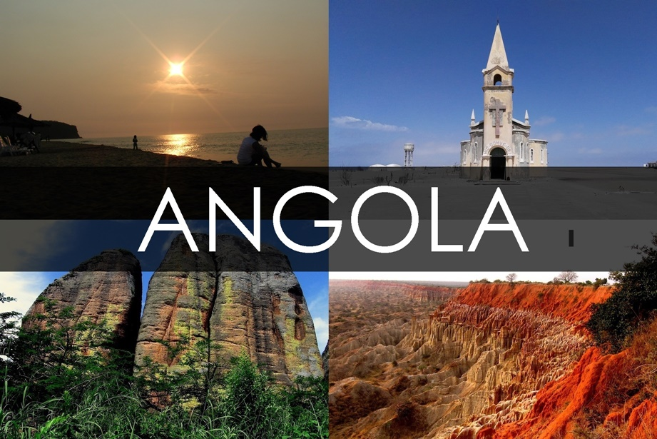Angola Honeymoon Destinations