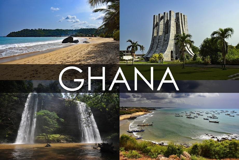 Ghana Honeymoon Destinations