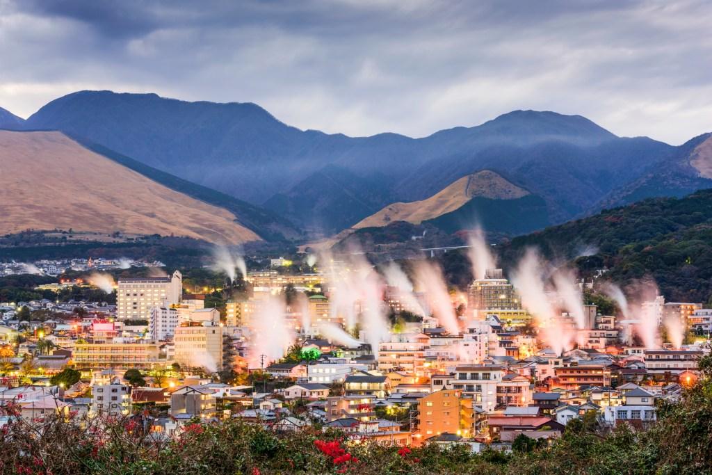 Beppu Hot Spring Resorts