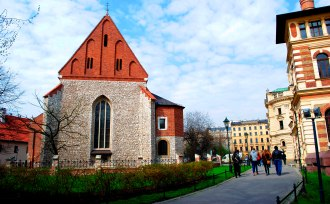 poland Krakow honeymoon destinations