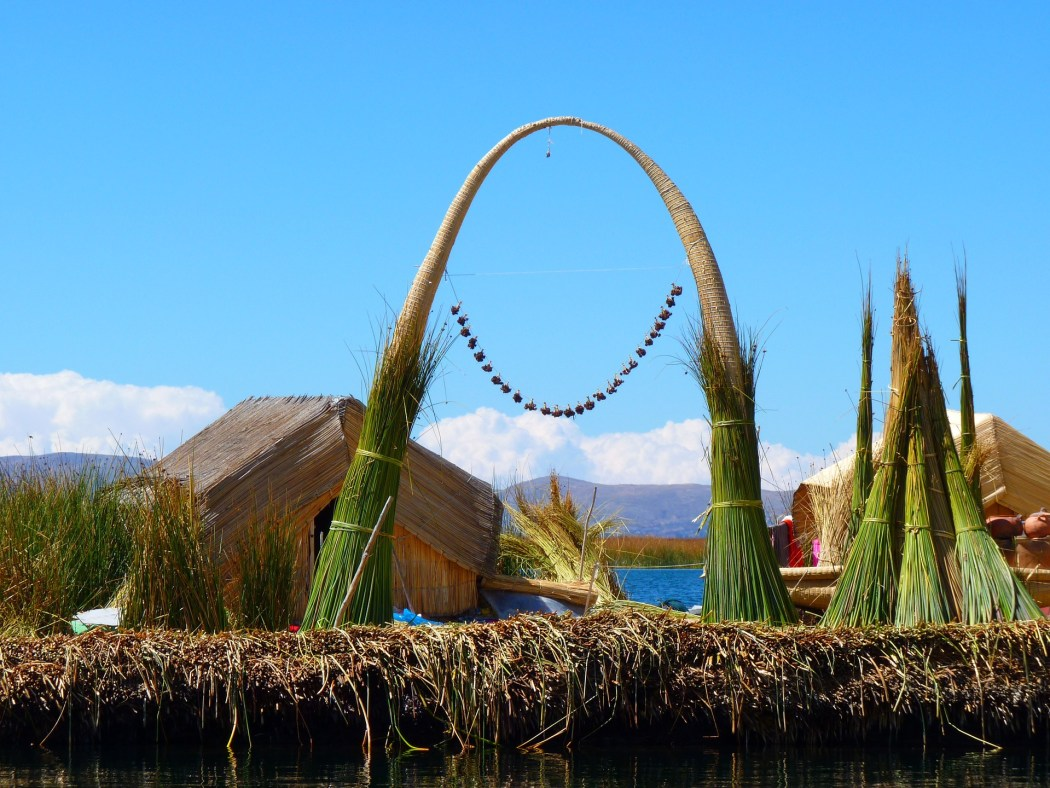 Take your time and enjoy the lifestyle of Uros