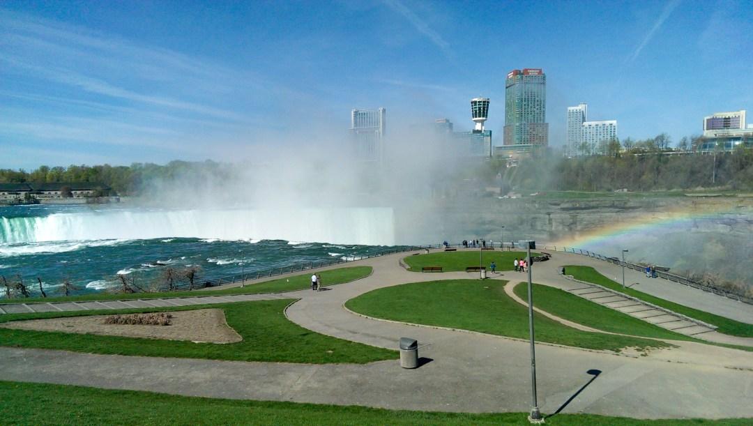 Niagara Falls - Up, close and personal