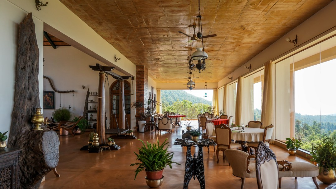 Primrose Villas Chikmagalur room with a view (15)