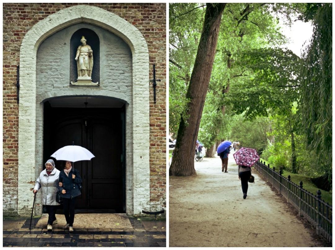 Bruges walking tour