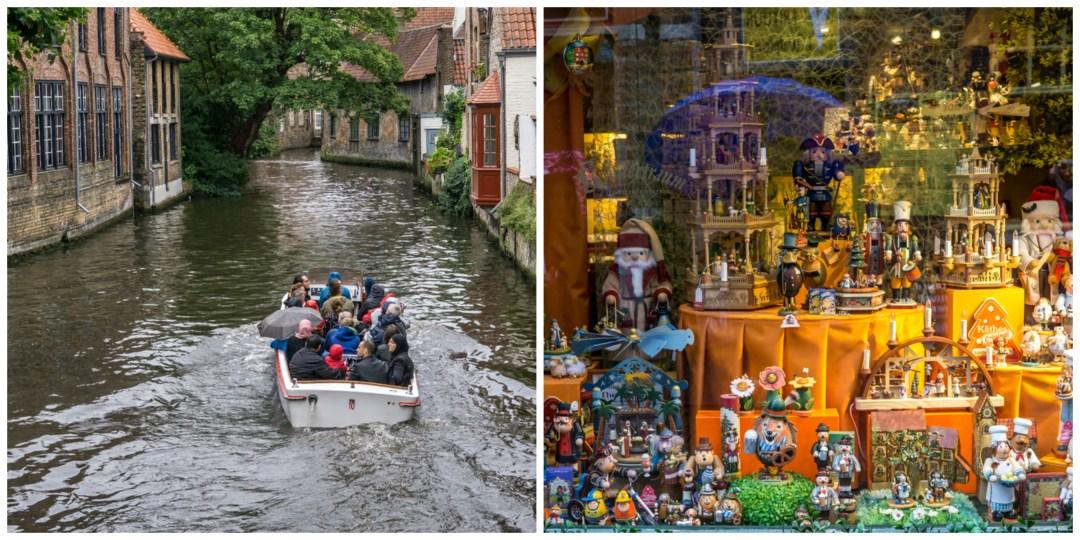 Travel guide to Bruges