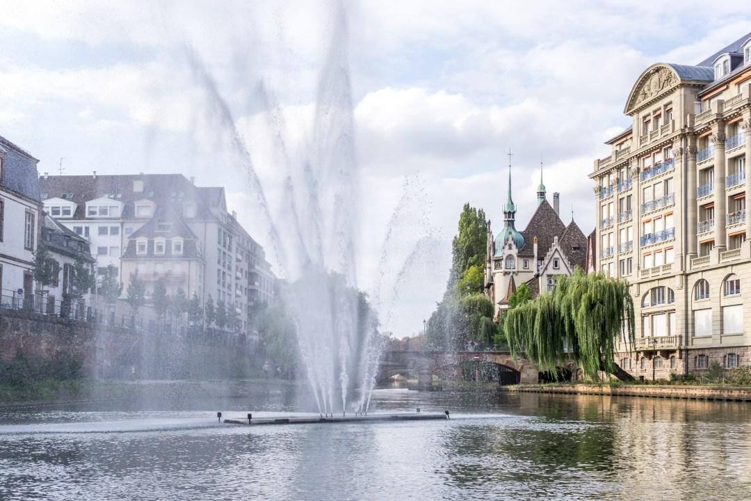 Boat tour Strasbourg