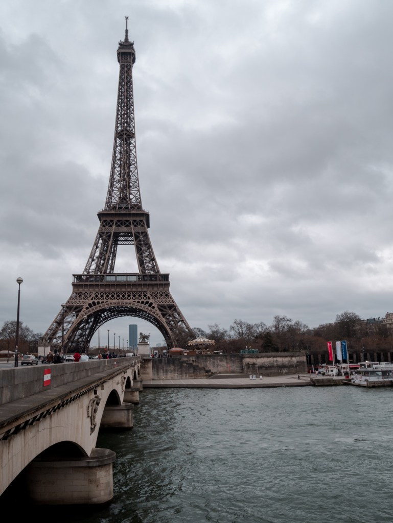 Eiffel Tower composition