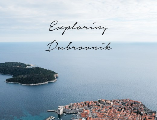 Exploring Dubrovnik