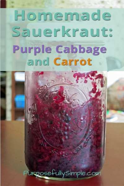 Homemade-Sauerkraut-Recipe-Purple-Cabbage-and-Carrot---Purposefully-Simple-