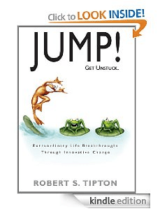 JUMP! - Get Unstuck, Kindle Edition