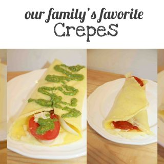 Our Family's Favorite Crepes