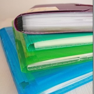 File Folder System: Children's Medical Files
