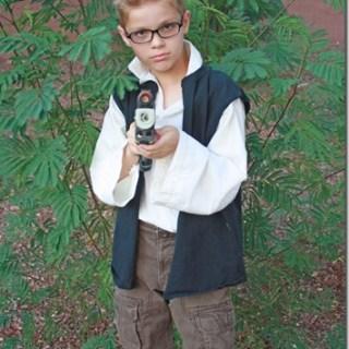 Han Solo Costume Tutorial