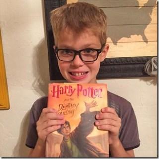 Thankful Thursday: J.K. Rowling