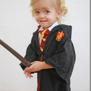 Hermione Costume Tutorial