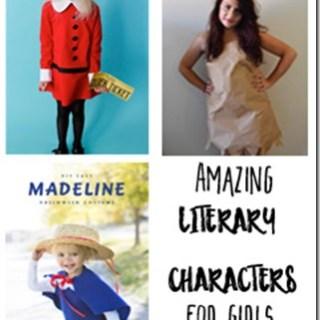 Favorite Girl Literary character Costumes