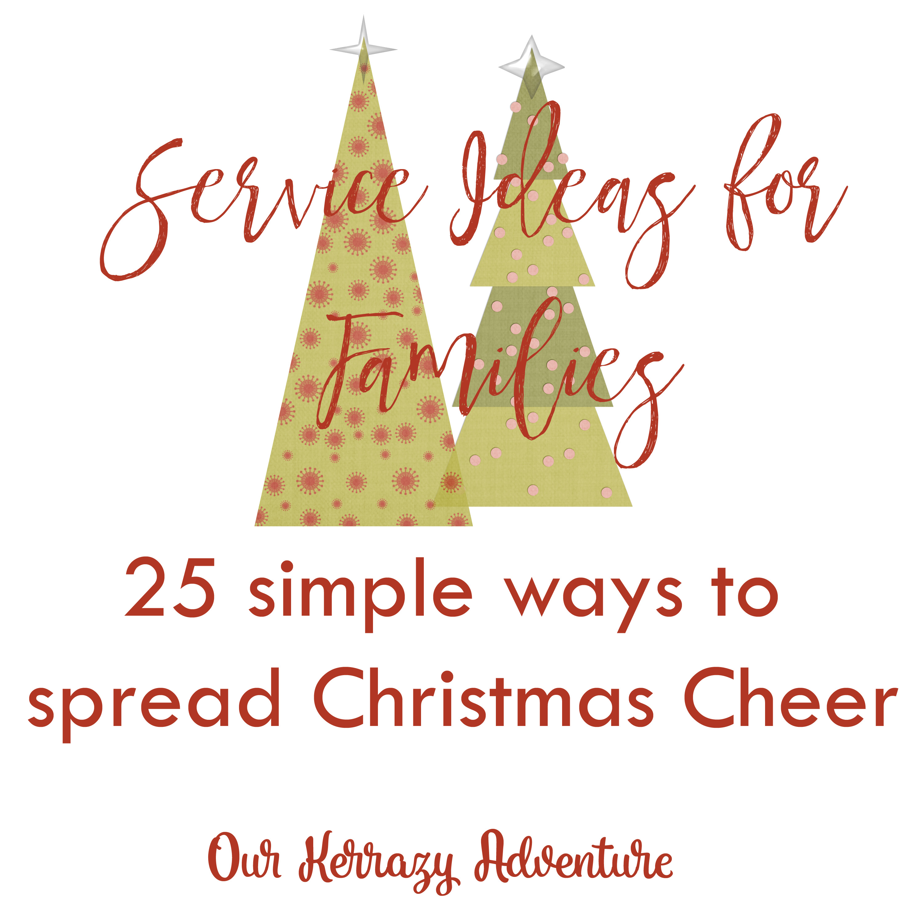 service-ideas-for-families-spreading-christmas-cheer-light-the-world ...