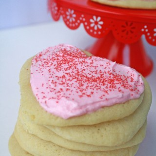 Easy & Soft Sugar Cookie Recipe