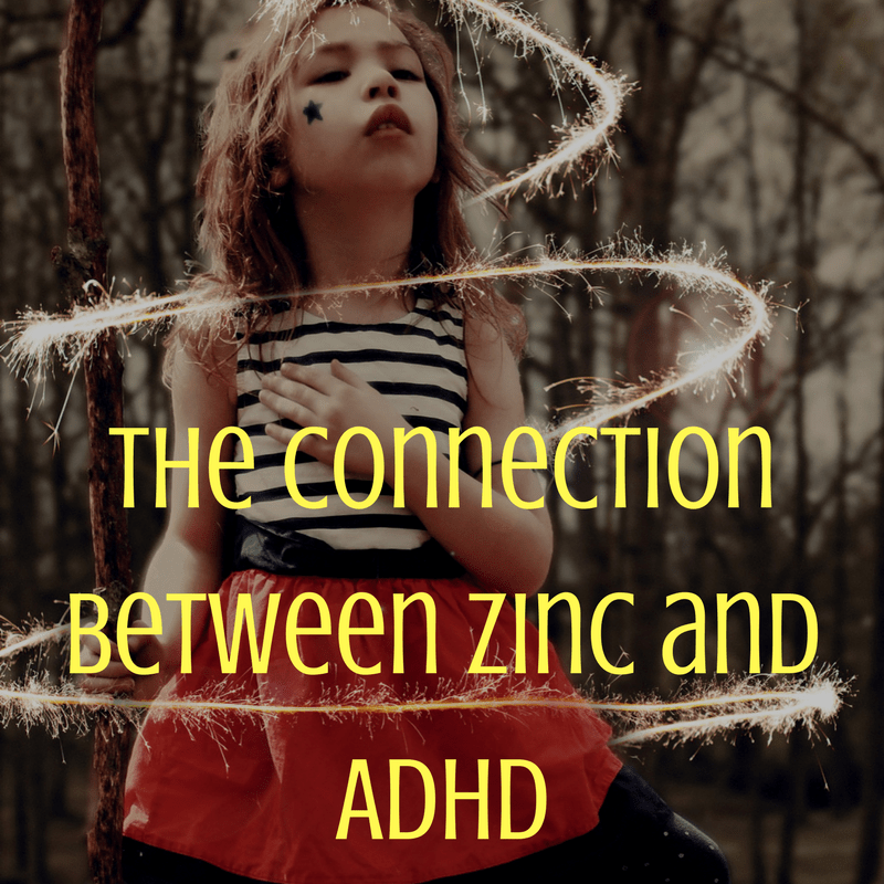 The Connection Between Zinc and ADHD » Our Kids Can Thrive!