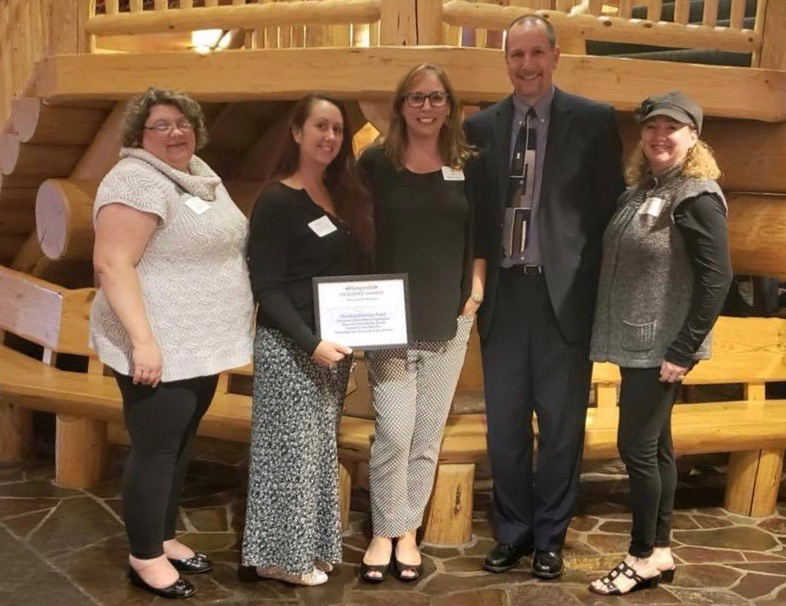 Evergreen School District Foundation Recognized for Support of Housing Stability Fund