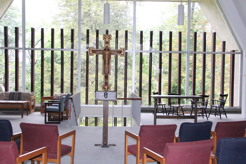Conference Room at Our Lady of Calvary