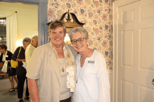 Retreat Team members Sisters Joanne and Mary Ann
