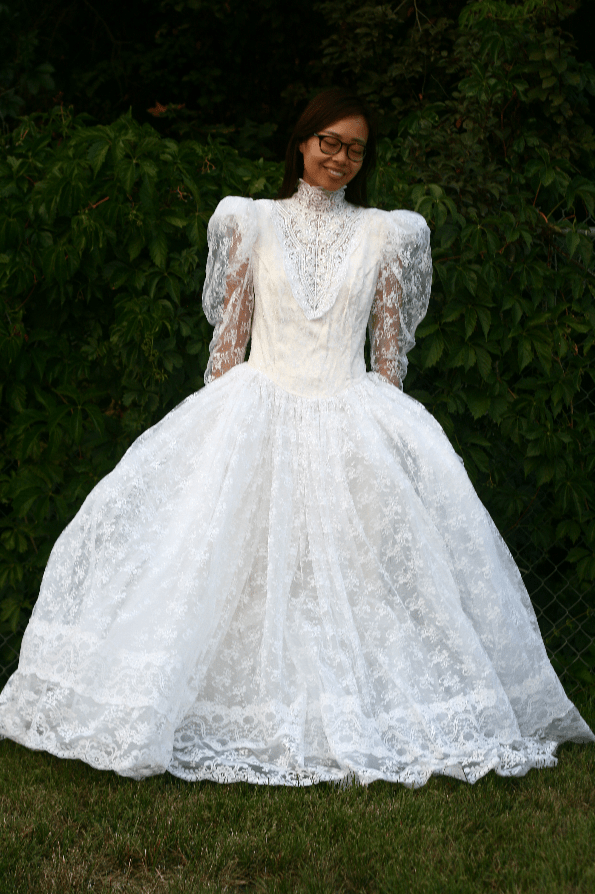Wedding Dresses with Shoulder Pads