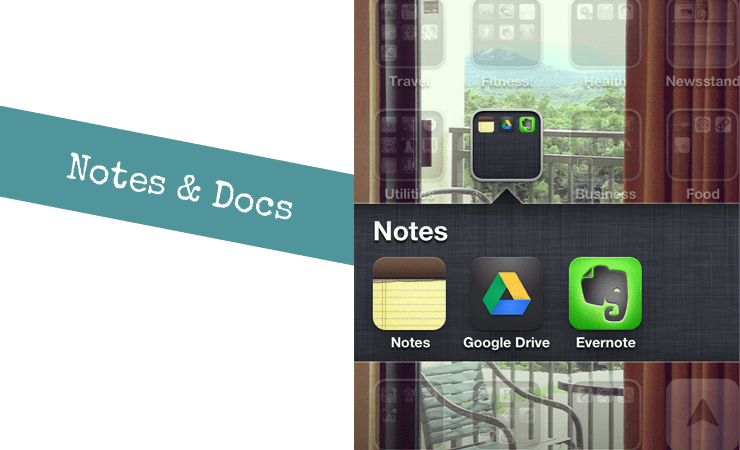Apps-Notes