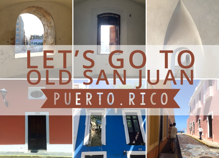 Puerto Rico, Part 2 | Eating our Way Through Old San Juan