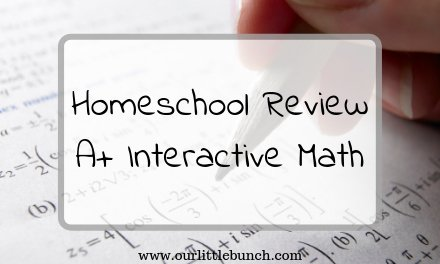 A+ Interactive Math (by A+ TutorSoft Inc.) – A Homeschool Review