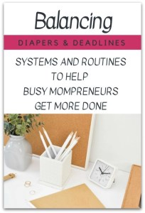 Balancing-Diapers-Deadlines
